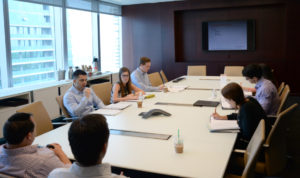 2017 Summer Associates Mock Transaction Meeting 1